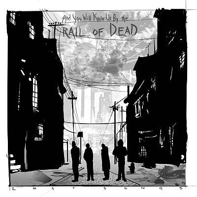 new album LOST SONGS by ...Trail Of Dead